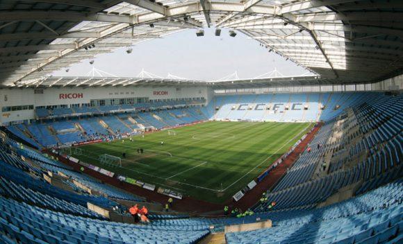 Coventry Arena - Verenigd Koninkrijk