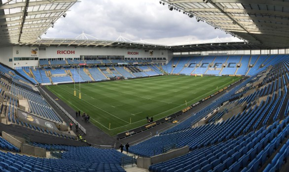 Ricoh Arena Coventry City - Engeland
